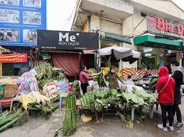Mơ thấy đi chợ