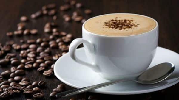 Giấc mơ thấy cafe