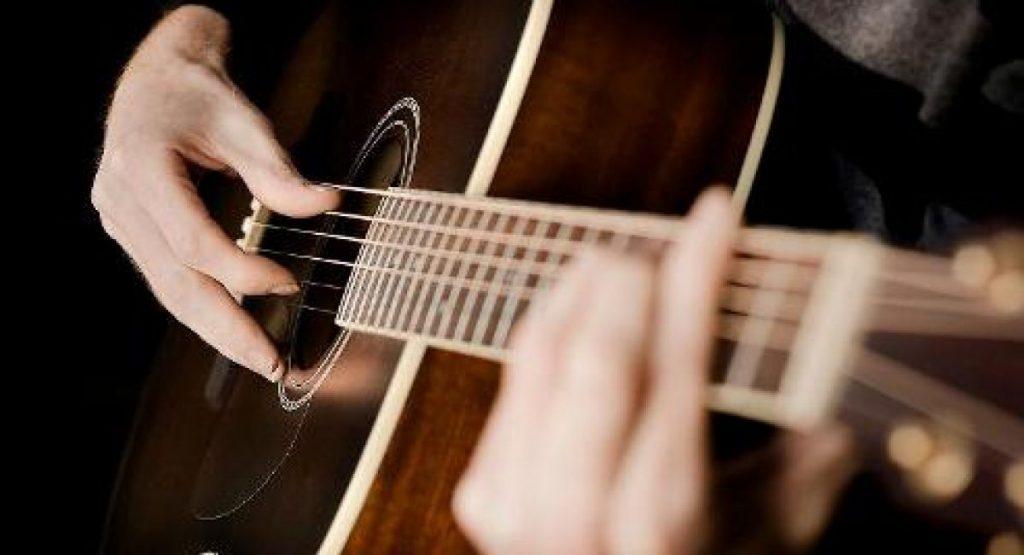 Mơ thấy guitar
