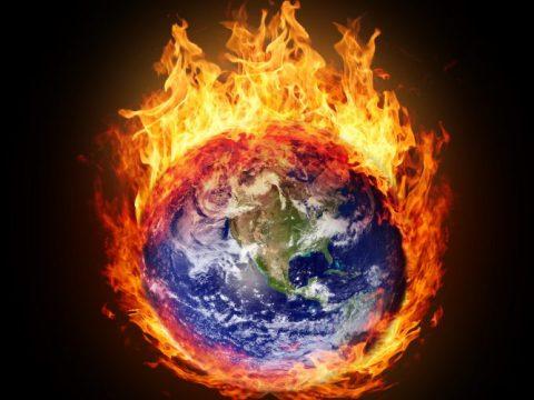 mơ thấy trái đất cháy